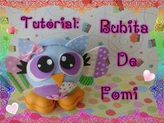▶ Tutorial: ♥Buhita de Fomi♥ - YouTube
