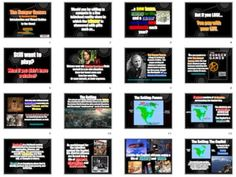 Introduction and Visual Enhancement for teaching The Hunger Games. 92 slides + student handouts & teacher's guide. hunger game, teacher