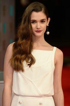 Sai Bennett in Chanel at BAFTA 2014