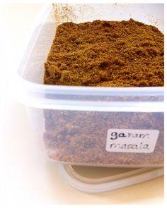 Garam Masala recipe - Indian food spice