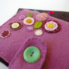 Adorable needle case!