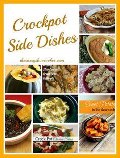Crockpot Side Dishes