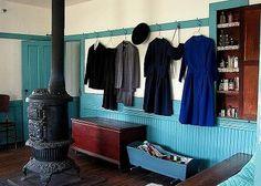 So Amish :)