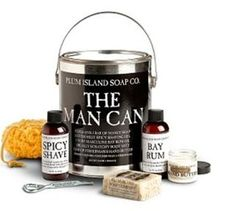 "The new ""Man Can""  by GiftTree offers quality skin care products designed just for the guy in your life. Includes: Licorice Fisherman's Scrub Soap Heavy-Duty Hand Butter Spicy Shave Gel Bay Rum Oil Aftershave Fisherman's Hand Butter, and more. Union members currently get 25% off >> http://www.unionplus.org/blog/consumer-tips/Teleflora-gift-baskets-too-cute-2014"