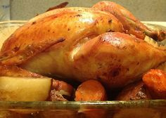 Guidelines For Roasting Perfect Chicken - Roasted Chicken - Lots of great tips and recipes!