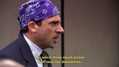 Oh prison Mike.