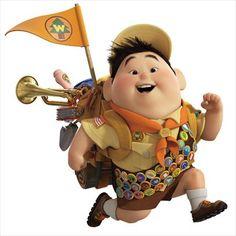 Marina's favourite Boy Scout