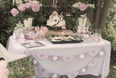 Vintage High Tea Birthday Party