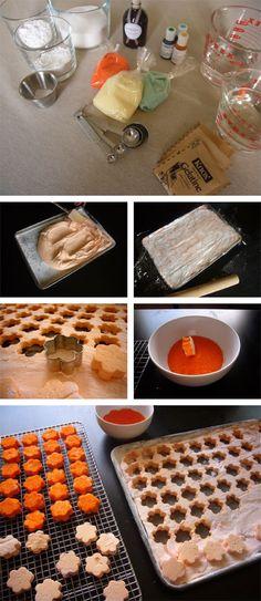 DIY Marshmallow Peeps