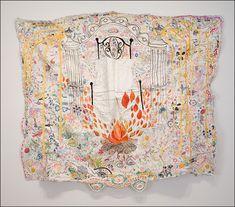 Rebecca Ringquist embroidery