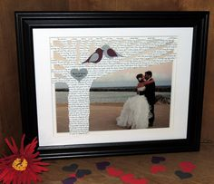 Personalized Wedding/Anniversary Gift with by HappyMomsCrafts, $64.00