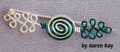4 CLASSIC DESIGNS TO INSPIRE YOUR WIRE JIG JEWELRY at http://www.wigjig.com/blog/1798-4-classic-designs-to-inspire-your-wire-jig-jewelry.