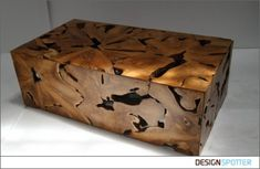From Elite Home (Canada): Akar Coffee table