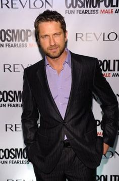 Gerard Butler, wow, thats it just wow:)