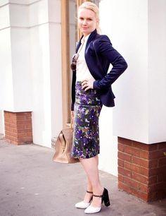 Lorraine Candy, What the Editor Wears.   www.elleuk.com