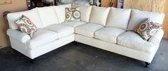 Robin Bruce Cindy Sofa, Sectional, Chair and Ottoman - traditional - sectional sofas - birmingham - Barnett Furniture