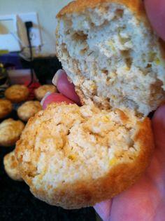 Jenny Mac's Lip Smack: Gluten Free Biscuits