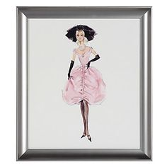 Z Gallerie - Barbie Blush Becomes Her