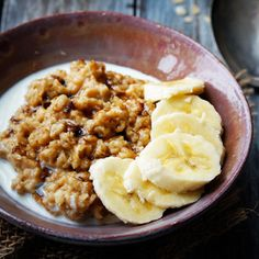 Peanut Butter Cookie Oatmeal. That is all.