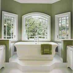 master bath....love the tub