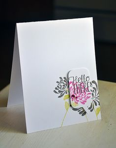 Simply Stamped: Papertrey Ink August Release Projects