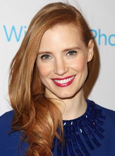 Jessica Chastain Is a New Global Ambassador for YSL | Makeup.com