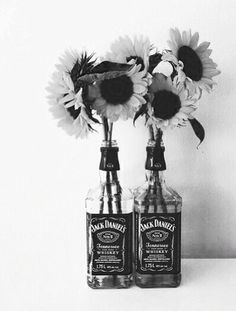 Jack and Sunflowers