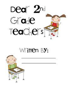 Fun in First Grade: End of Year Writing