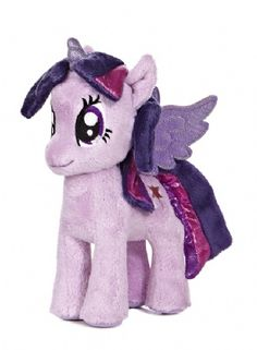 Princess Twilight Sparkle 6.5-inch Mini Plush (My Little Pony) at theBIGzoo.com, a family-owned store. Check our sales & FREE Shipping.