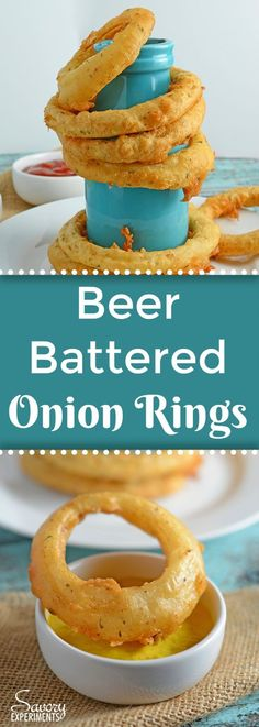 Beer Battered Onion