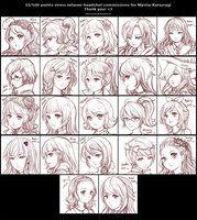 SRC - Batch 20: Mystia-Katsuragi's by ZenithOmocha como desenhar, batch 20