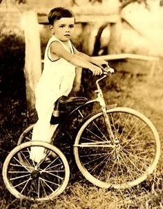 Peter Falk age 3