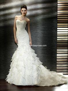 San Patrick Wedding Dresses - Style Eresma