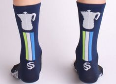 Embrocation Cycling Journal: Embrocation Socks