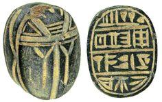 Ancient Sumerian Black Steatite Stamp Seal