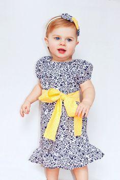 Girls dress baby girls dress peasant dress by handmadebyzuzana, $34.00