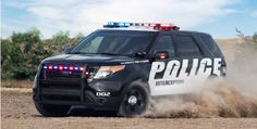 Dearborn, Mich., Aug. 20, 2013 - Ford today announced police agencies will soon be able to order a Ford Police Interceptor utility vehicle with the 365-horsepower 3.5-liter EcoBoost® V6.  The engine, which delivers 350 lb.-ft. of torque, has been available in a variety of Ford vehicles, including the Police Interceptor sedan, and is the choice for more than 40 percent of Ford F-150 truck buyers.