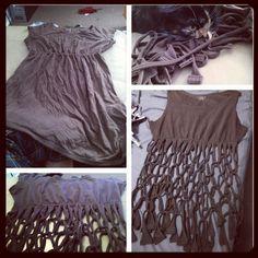 DIY bikini cover-up by @Andrea / FICTILIS's choice