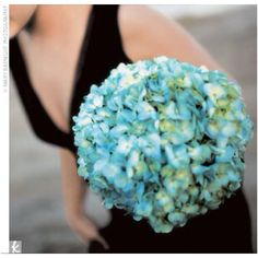 #Tiffany Blue Wedding ... Tiffany Blue Bouquet  www.egovolo.com