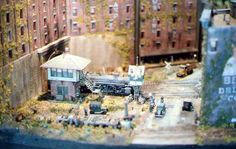 Fine Scale Miniatures Layout. 4