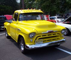 1957 Chevy Step Side Pickup