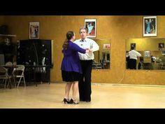 Salsa, Catch the Back (Shoulder Check)