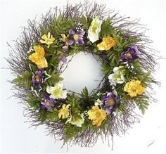 Imperial Woods All Weather Door Wreath