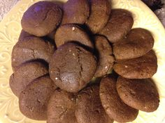 Ginger Cookies with