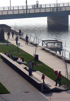 The CityDeck | Landscape Urbanism