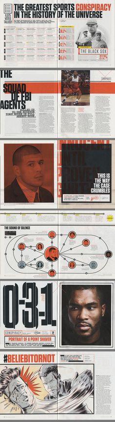 March 2014, the conspiracy issue: illustration: Joel Kimmel icons: Matt Lehman