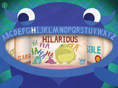 Best apps for preschoolers: Endless Alphabet app makes letters fun