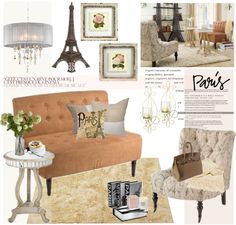 """Take me to Paris"" by helenevlacho on Polyvore"