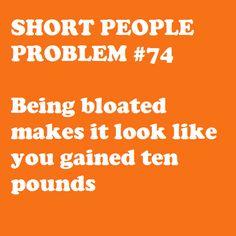 Short People Problem #74