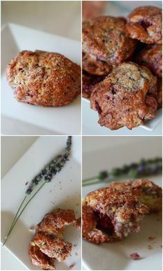 Blackberry Lavender Scones ~ Real Food Family 3 cups all-purpose flour ...